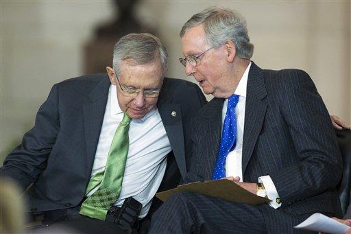 Senate: Next stop for spending bill