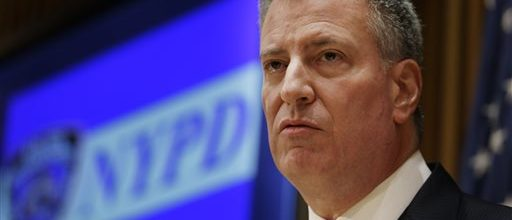 NYC Mayor asks for temporary halt in protests