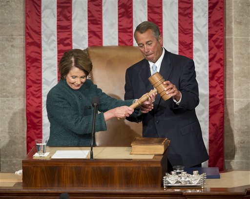 New Congress gets quick veto threat from Obama