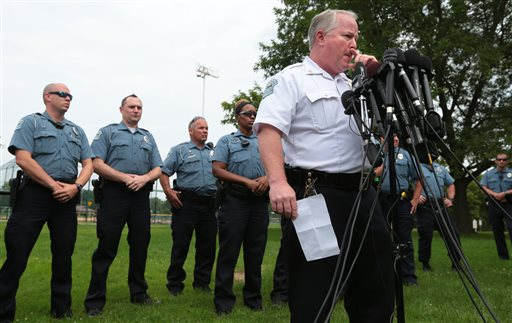 Missouri leaders wanted Ferguson chief to resign