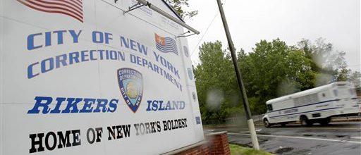 New York City hires crooks, gang members as jail guards