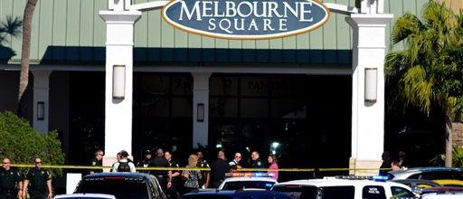Murder-suicide at Florida shopping mall