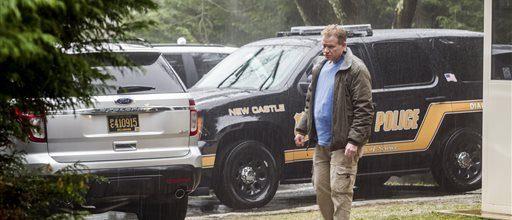 Shots fired outside Biden's home