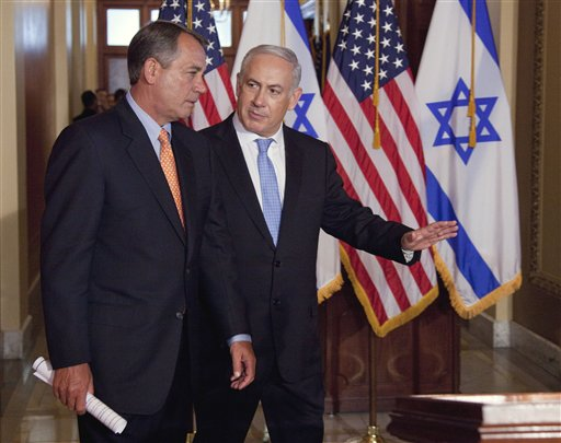 Boehner defies Obama with Netanyhu invitation