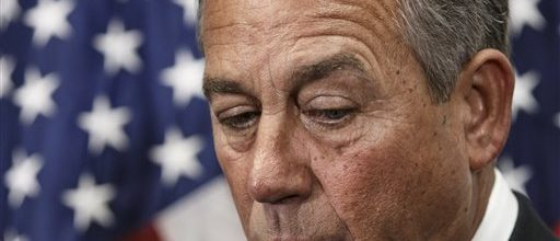 Boehner likes his job…most days