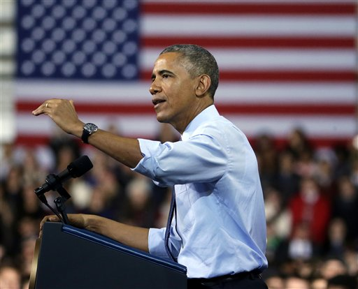Obama uses his veto club to roil Congress