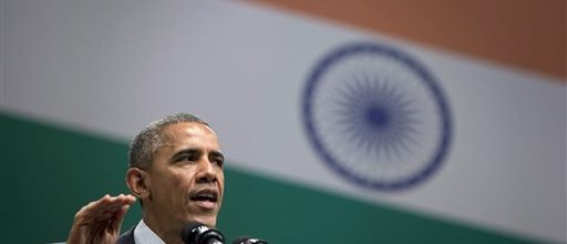 India gets religious, gender equality hints from Obama
