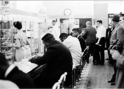 Move to clear civil rights arrest records after half-century