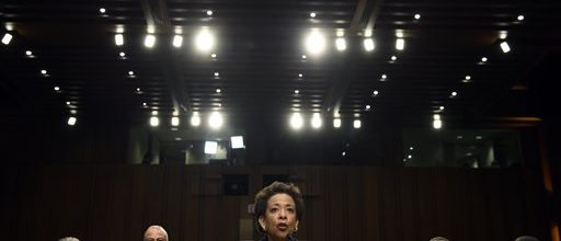 More consternation for Loretta Lynch's confirmation?