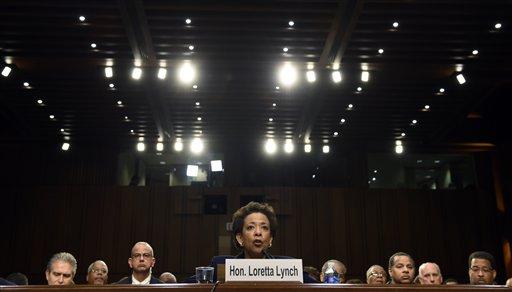 More consternation for Loretta Lynch's confirmation?