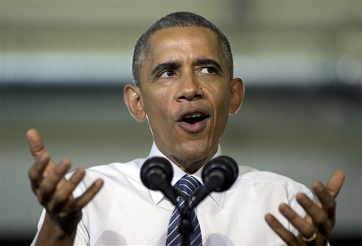 Obama's tightrope on when to exert power