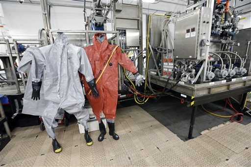 U.S. begins destroying largest stockpile of chemical weapons