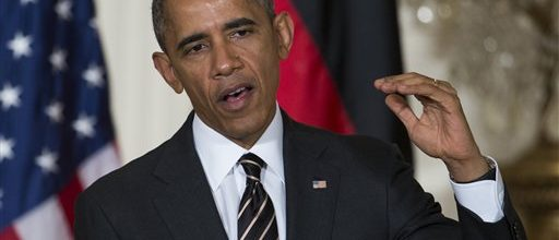 Obama asks for authority for military force against ISIS