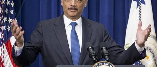 Eric Holder claims success in criminal justice policies