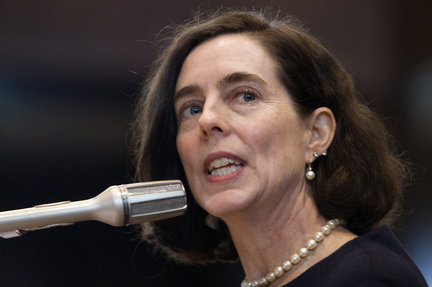 Challenges face Oregon's new governor