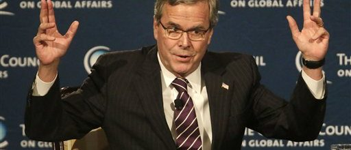Jeb Bush: 'tighten the noose' on Islamic militants