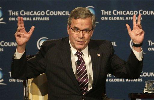 Jeb Bush: 'tighten the noose' on Islamic militants