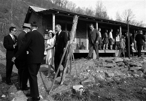 After 50 years, progress & challenge in Appalachia