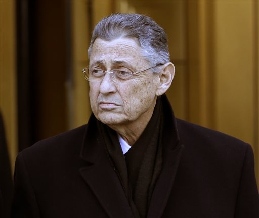 Former political boss faces arraignment in New York