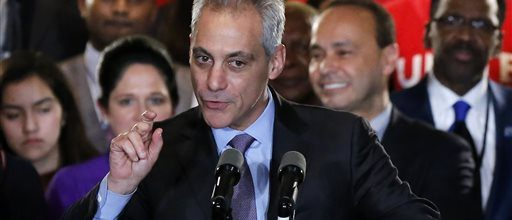Rahm Emanuel faces runoff in Chicago Mayor's race