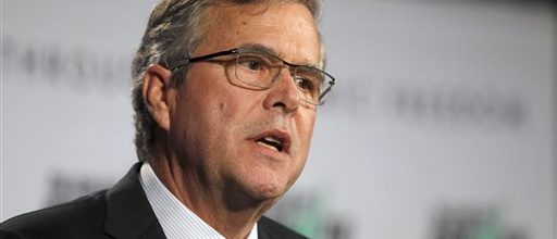 Jeb Bush tells CPAC he's really a conservative