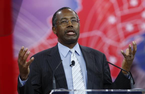 Tea Party favorite Ben Carson considering run for President