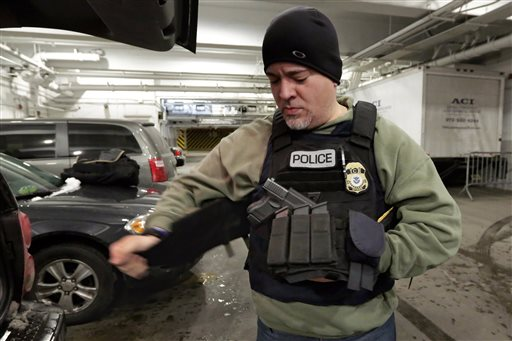 Local problems put immigration officers at risk
