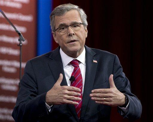 Bush treads familiar ground in New Hampshire