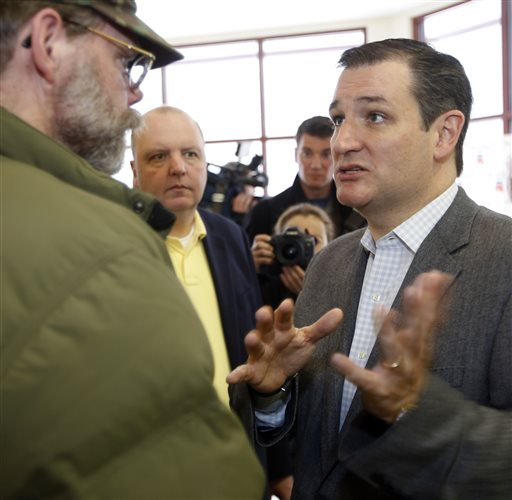 Ted Cruz hopes New Hampshire shares his extremism