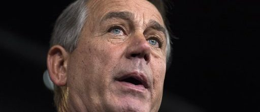Man who threatened Boehner goes on trial