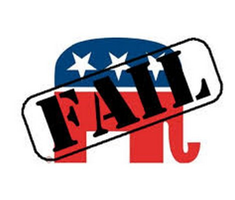 Which Republican failure for President?