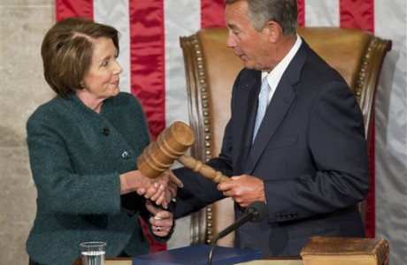 Pelosi's role in Medicare bill upsets some Dems