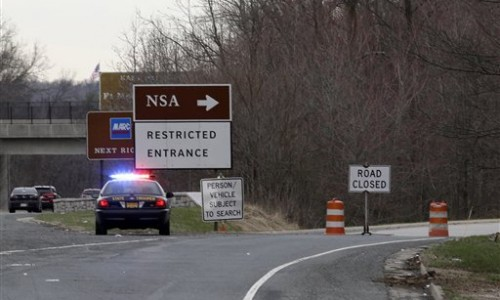 What happened at shooting at NSA headquarters?