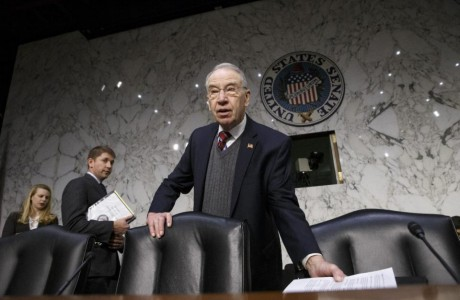White House critical of Grassley