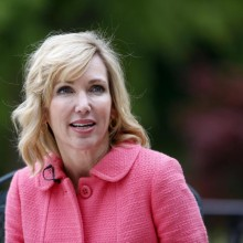 Kelley Paul's role in husband's campaign