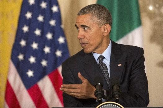 President Barack Obama. (AP Photo/J. David Ake)