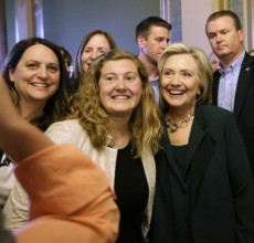 Can Hillary recapture her New Hampshire magic?