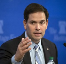 Rubio doubted his qualifications to be President
