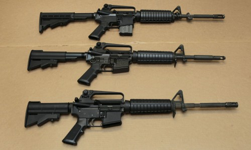 Appeals court upholds assault weapons ban
