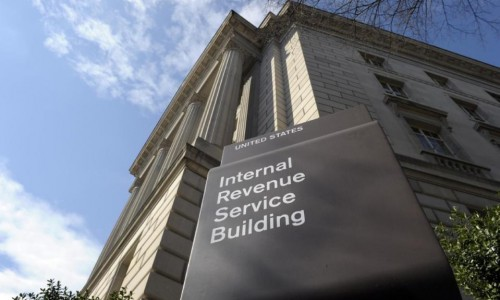 Taxpayer information stolen from IRS website