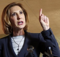 Carly Fiorina jumps into Presidential race
