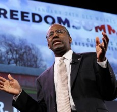 Neurosurgeon Carson runs for President