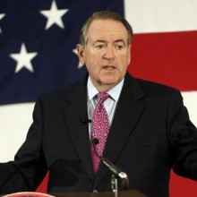 Huckabee: Another day, another candidate for President
