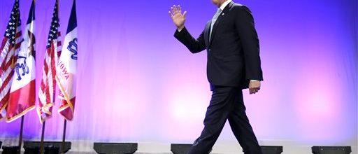 Huh?  Voters urged to examine Santorum's record?