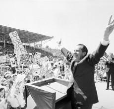 Documents detail Nixon's dirty tricks