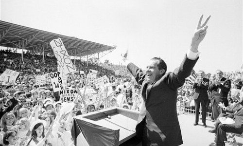 Documents detail Nixon's dirty tricks
