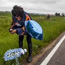 Road shooting cancels Colorado bicycle race