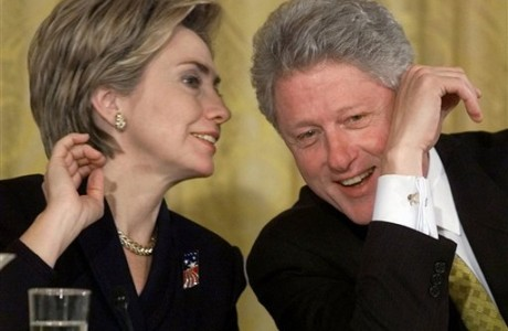 Hillary Clinton boosted tax breaks for non-profits
