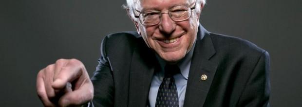 Bernie Sanders courting Warren supporters