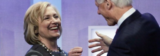 Yes, both Clintons are multi-millionaires